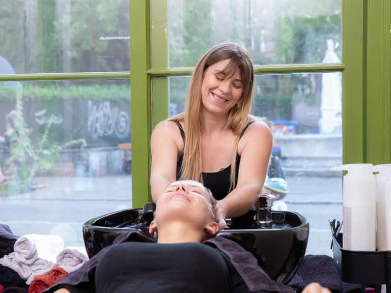 HAIRY COO Hairdressers Basel   Eleonora Cavallo